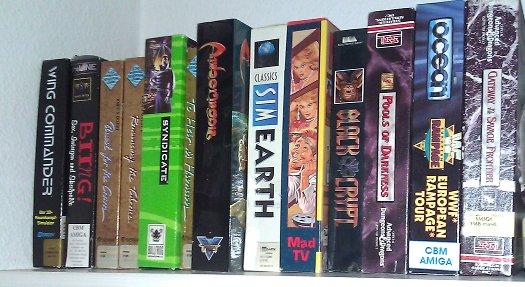 Amiga-Spiele