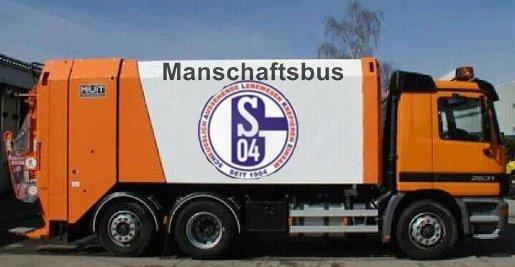 """Manschaftsbus"""