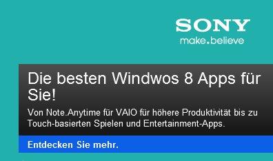 Die besten Windwos 8 Apps für Sie!